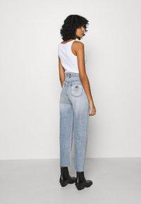 Abrand Jeans - VENICE - Straight leg jeans - aqua aura - 2