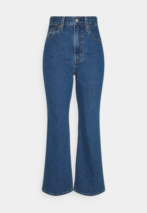 MATH CLUB FLARE - Široké džíny - noe numbers