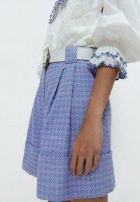 Uterqüe - Shorts - lilac - 3