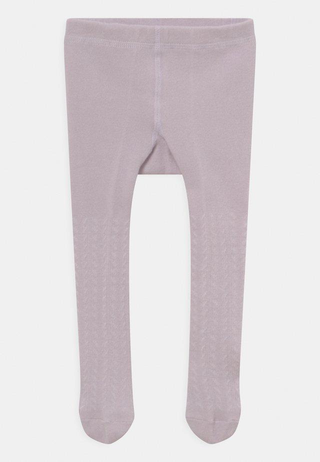 STOCKINGS UNISEX - Panty - lavender mist