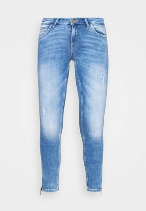ONLKENDELL LIFE - Vaqueros pitillo - light medium blue denim