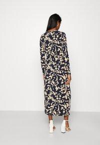 Vero Moda - VMNAVA DRESS - Day dress - navy blazer/hailey - 2