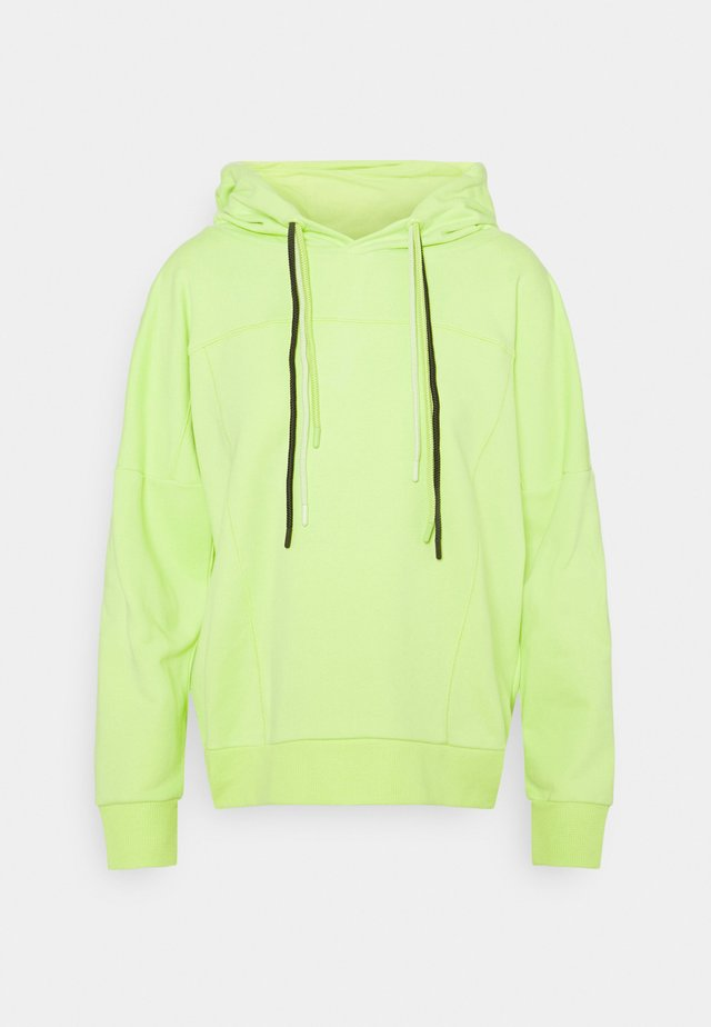 Sweat à capuche - light green