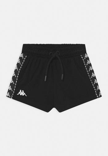 IRISHA - Sports shorts - caviar