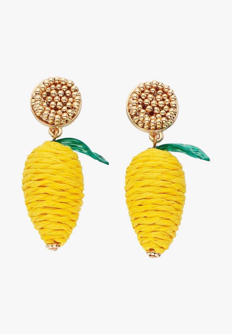Six - Earrings - goldfarben