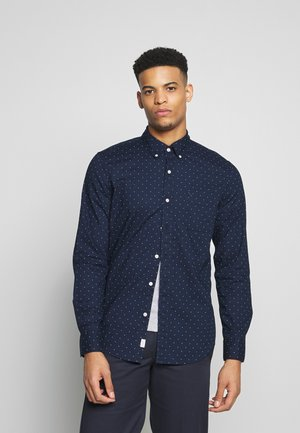 POPLIN EAGLE - Shirt - blue