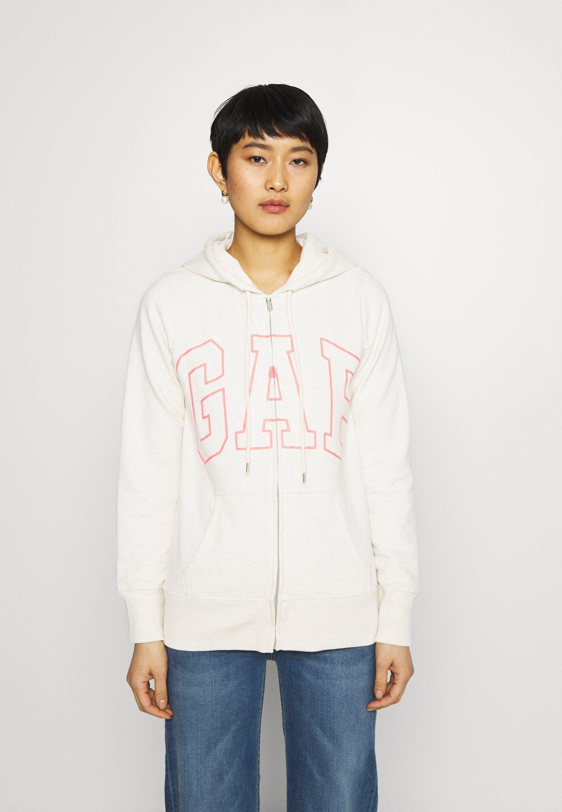 Women EASY - Zip-up sweatshirt
