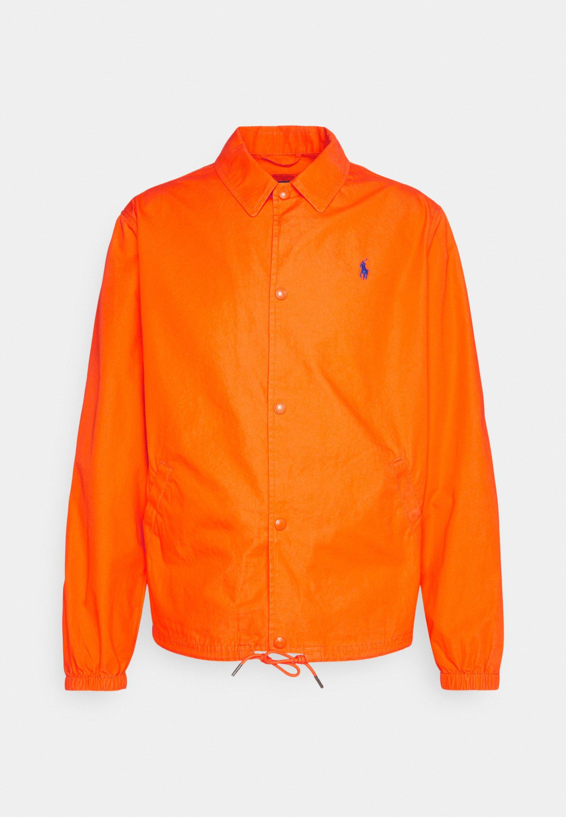 Men POPLIN COACH JACKET - Summer jacket