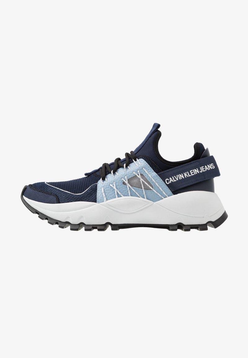 Calvin Klein Jeans - TOLBEK - Trainers - navy/blue