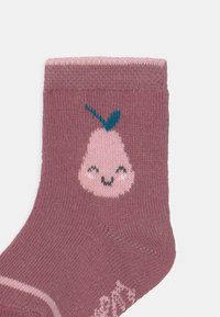 Ewers - FRUITS 6 PACK - Socks - pink - 2