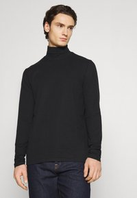 Anerkjendt - AKKOMET - Long sleeved top - caviar