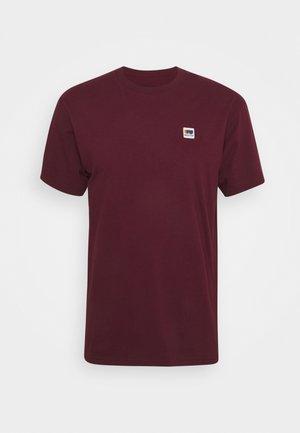ALTON - Basic T-shirt - burgundy