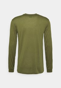 Quiksilver - Long sleeved top - olive branch - 1