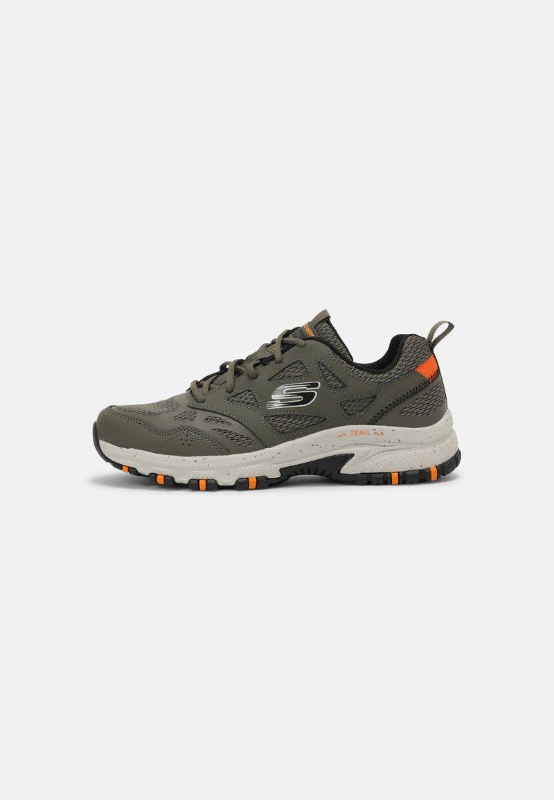 Skechers Sport - HILLCREST - Trainers - olive/black