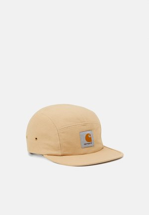 Cap - dusty brown