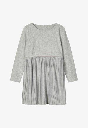 Jerseykjoler - grey melange