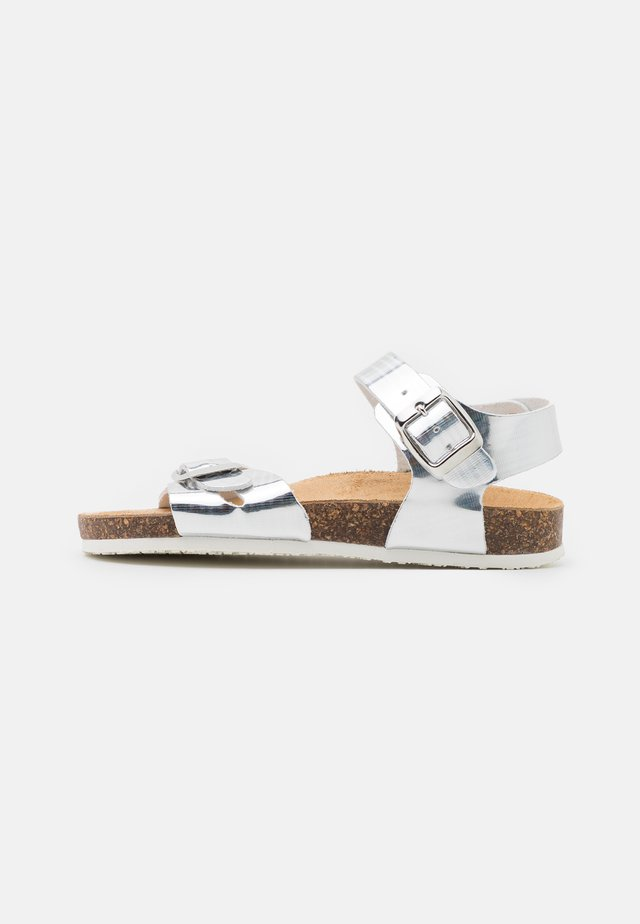 Sandalen - argento