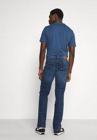 Mustang - TRAMPER - Straight leg jeans - denim blue - 2
