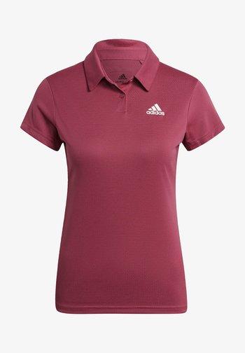 POLO HEAT.RDY TENNIS - Polo shirt - pink