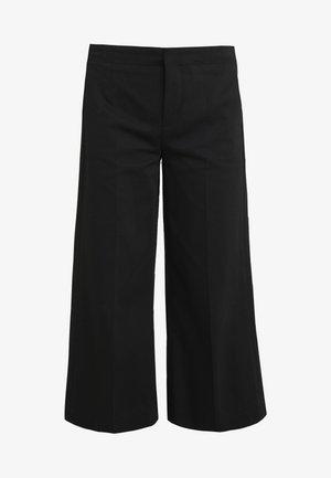 BONNET - Spodnie materiałowe - black
