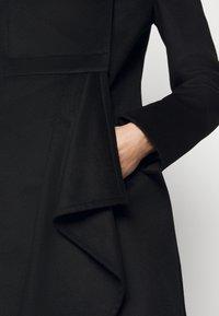 Patrizia Pepe - CAPPOTTO COAT - Zimní kabát - nero - 4