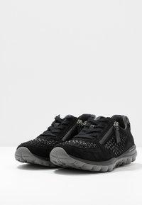 Gabor Comfort - ROLLING SOFT - Sneakersy niskie - schwarz - 4