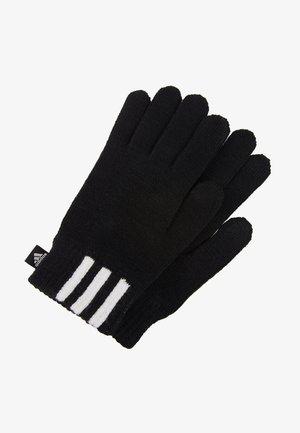 GLOVES CONDU - Fingervantar - black/white