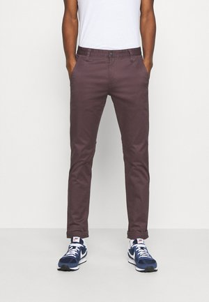 ALPHA ORIGINAL  - Chinos - raisin
