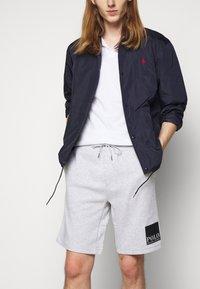 Polo Ralph Lauren - TECH - Spodnie treningowe - smoke heather - 3