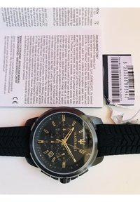 Maserati - QUARZ SUCCESSO 44MM - Watch - schwarz - 5