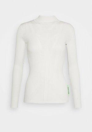 MAGLIA - Pullover - bianco