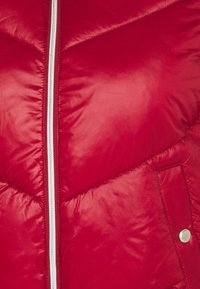 ONLY - ONLHOLLY HOODED PUFFER JACKET - Light jacket - rhubarb - 2