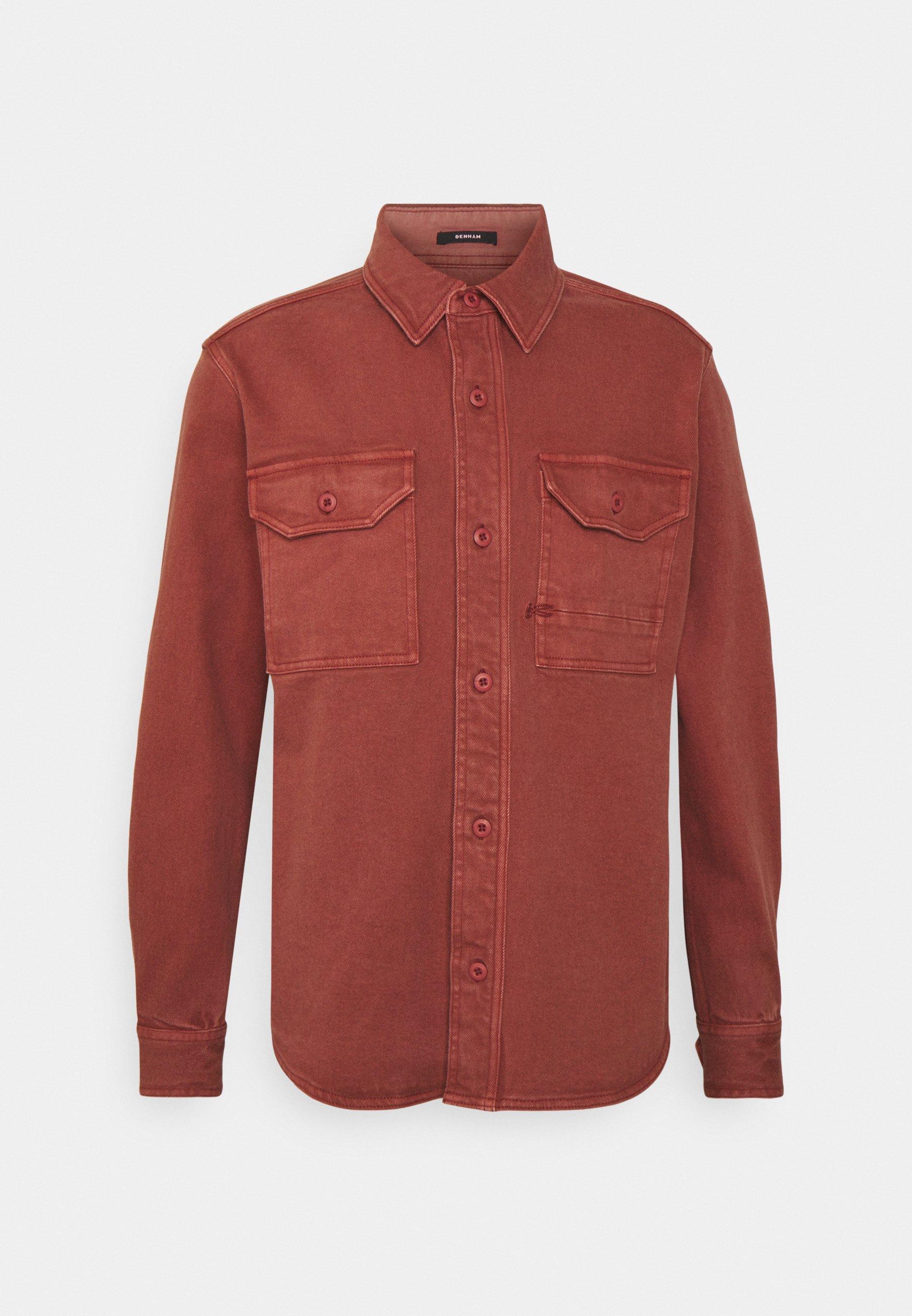 Uomo BARKER SHIRT - Camicia