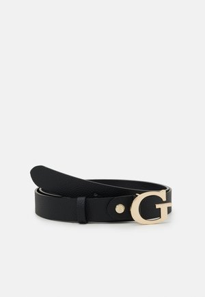 LILA ADJUSTABLE PANT BELT - Ceinture - black