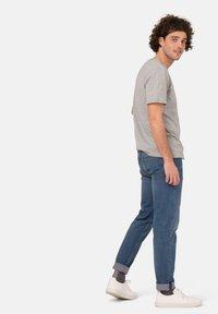 MUD Jeans - Straight leg jeans - stone blue - 4