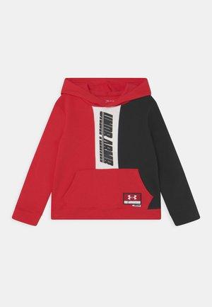 BOYS BASELINE HOODIE - Hoodie - red