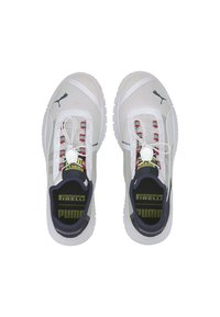 Puma - Trainers - white-peacoat-limepunch - 2