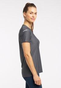 Haglöfs - Basic T-shirt - magnetite - 2