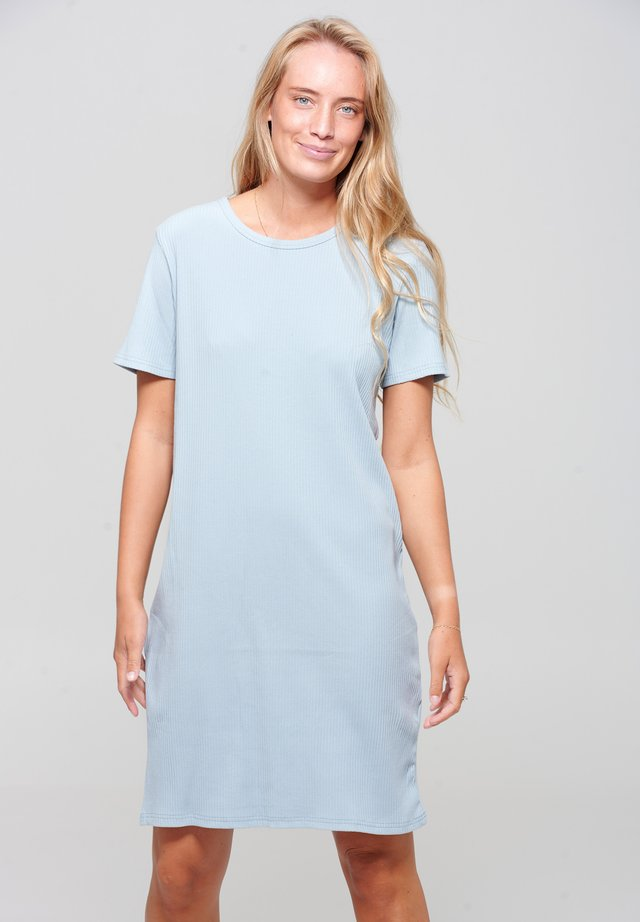 VIVA - Jumper dress - charming blue