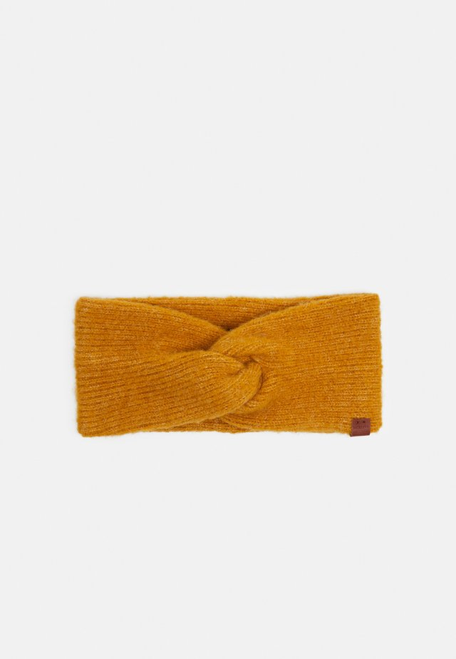 HEADBAND - Ohrenwärmer - dark yellow