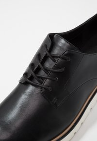 Bianco - DERBY  - Trainers - black - 2