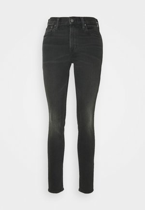 TOMP MR SKI - Skinny džíny - washed black