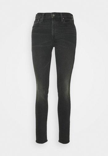 TOMP MR SKI - Jeans Skinny Fit - washed black