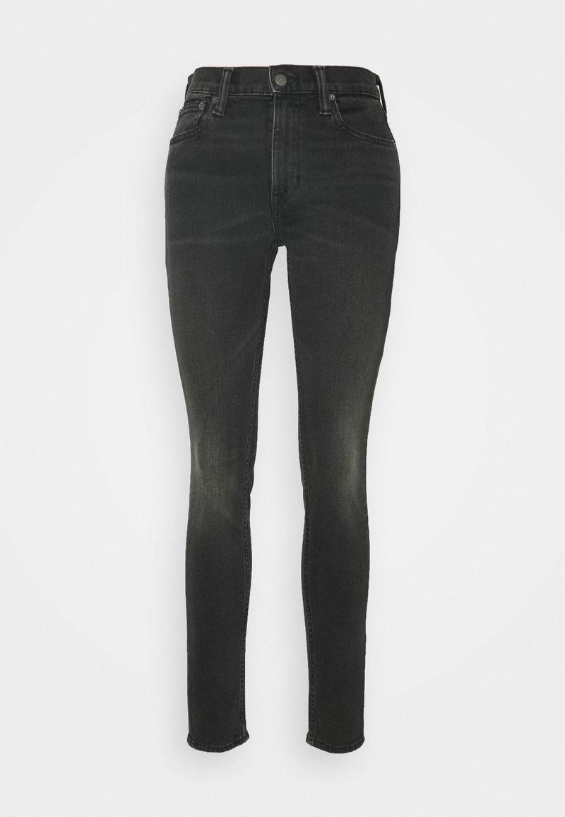 Polo Ralph Lauren - TOMP MR SKI - Jeans Skinny Fit - washed black