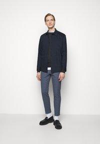 DRYKORN - MAD - Kalhoty - light blue - 1