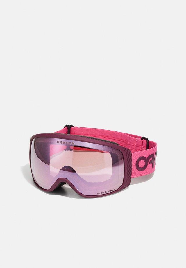 FLIGHT TRACKER XM - Ski goggles - hi pink