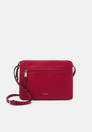 CROSSBODY BAG BALLOON - Sac bandoulière - red