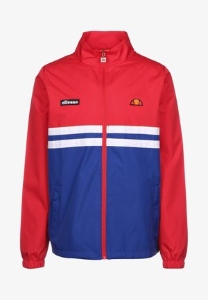 AGNELLO - Training jacket - red