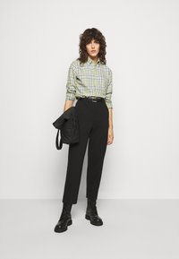 Polo Ralph Lauren - GEORGIA LONG SLEEVE - Button-down blouse - faded green - 1