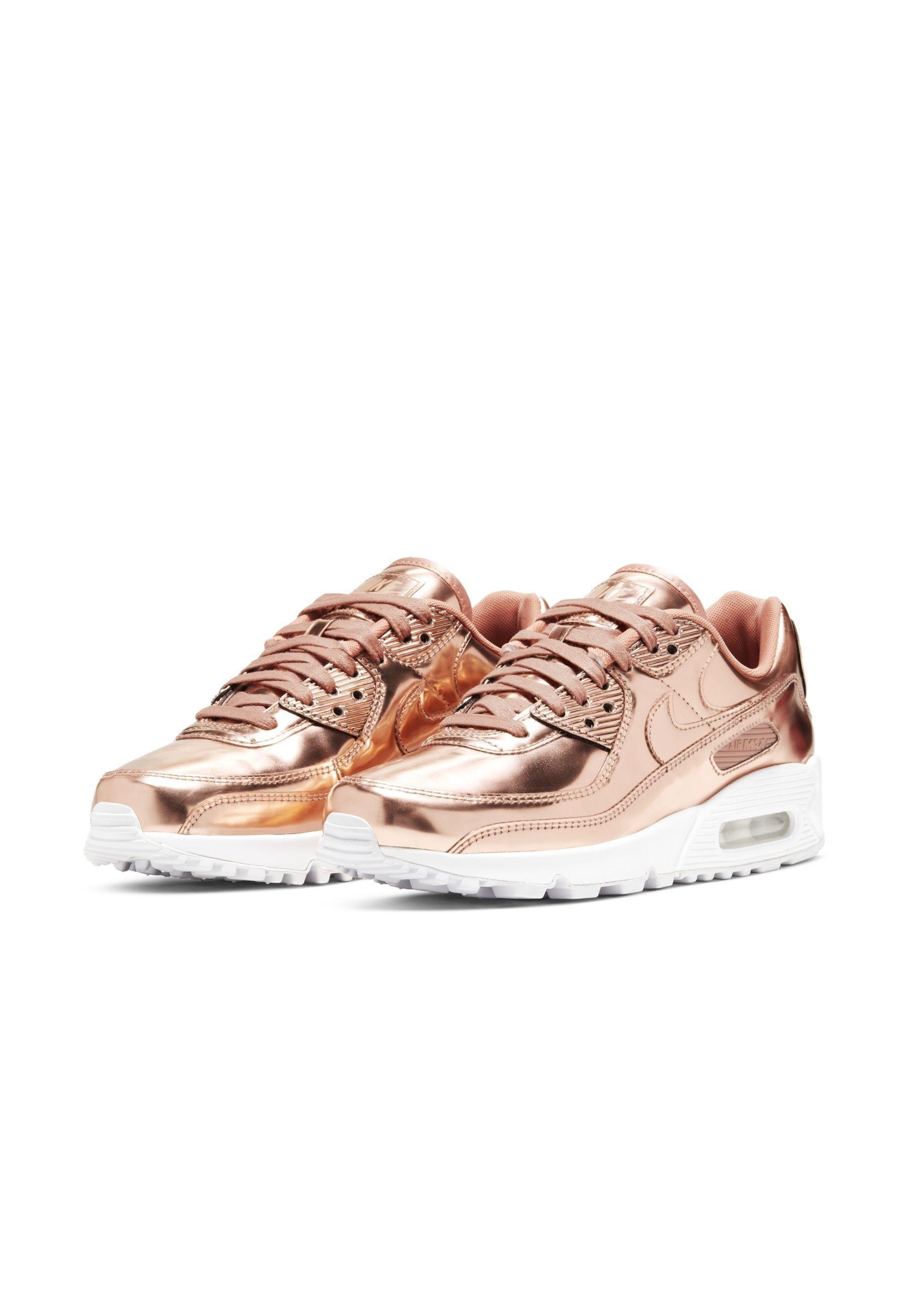 Nike Sportswear NIKE AIR MAX 90 - Baskets basses - rose gold ...